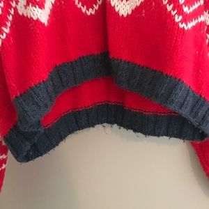 Free People Sweaters - Free People I Heart You Knit Sweater